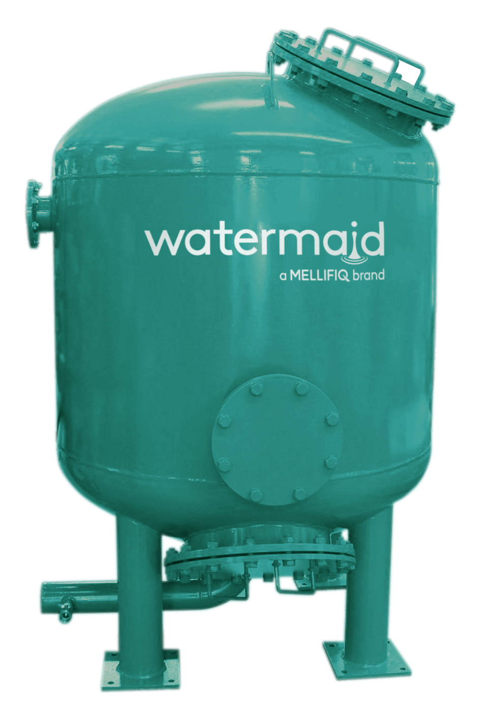 Watermaid Water filter tank for water treatment