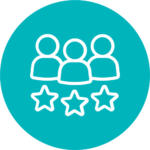 Customers first choice icon