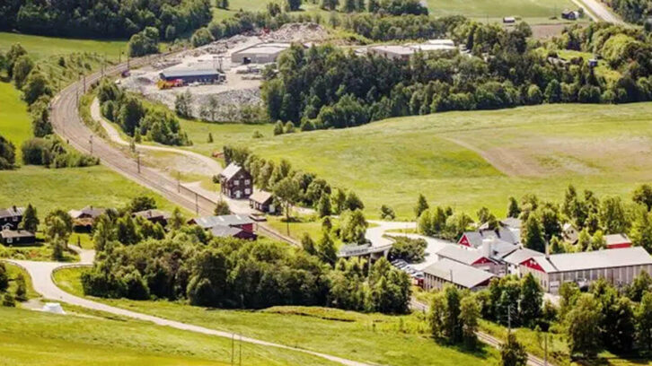 Dairy production in Dovre